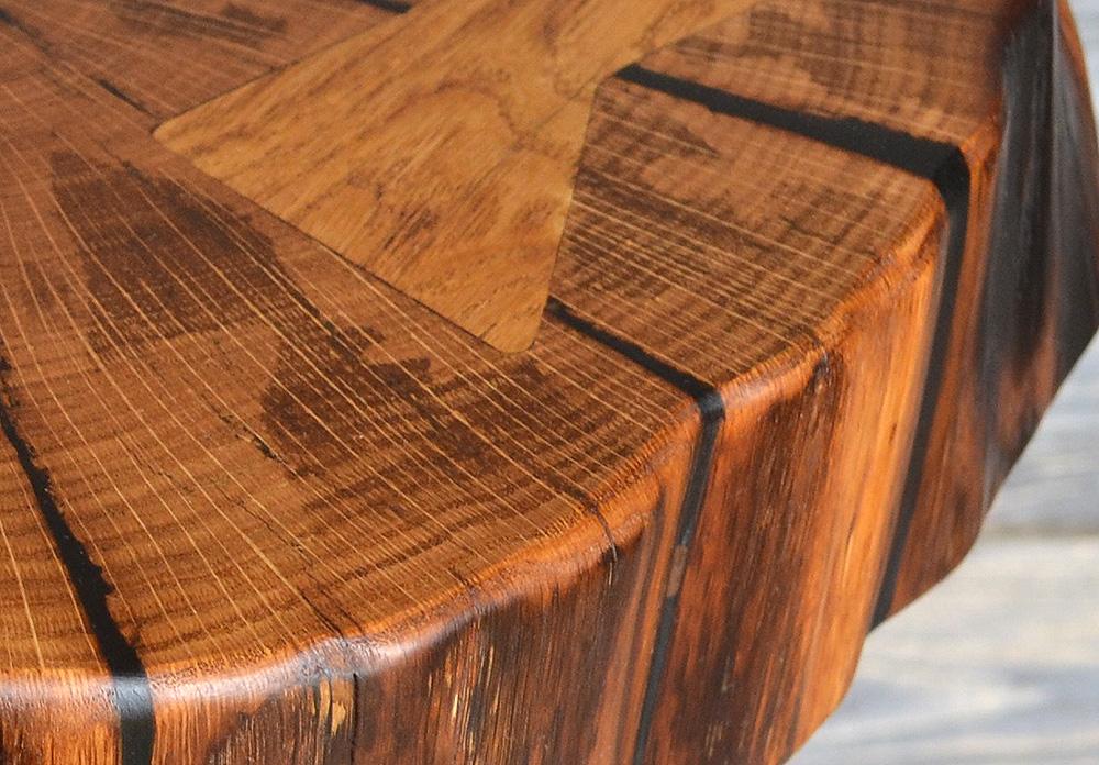 Мебель из мореного дуба фото