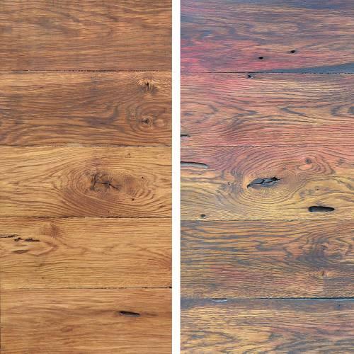 Купить Деревянный дубовый двусторонний фото-фон. Изделия из дерева ТРИКОН