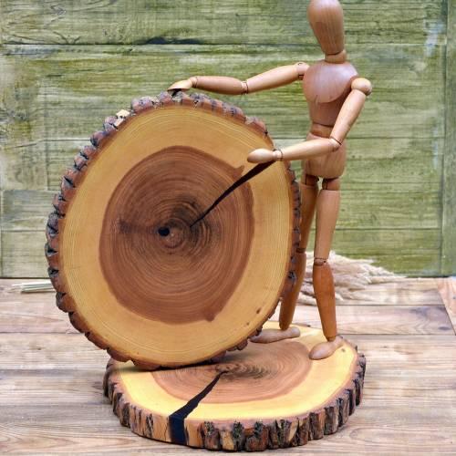 Купить интерьерный срез дерева Украина